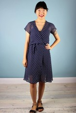 Sarah Bibb Emily Wrap Dress - Dottie