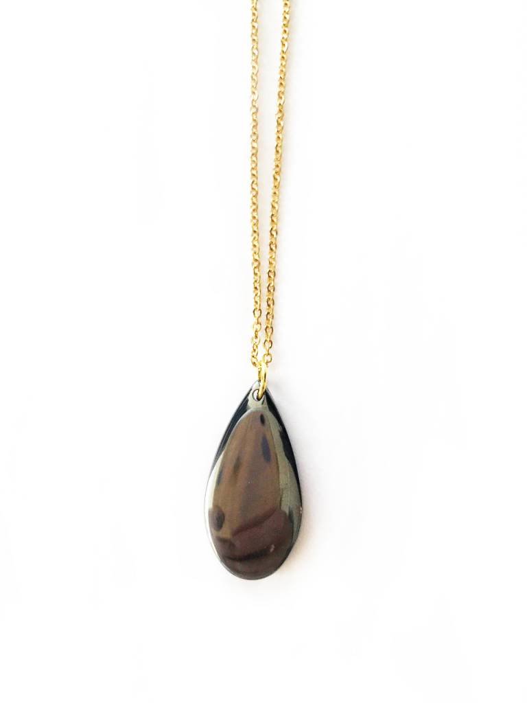 Nicole Weldon Stone Pendant Necklaces