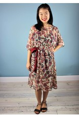 Sarah Bibb Fiona Dress - Paisley