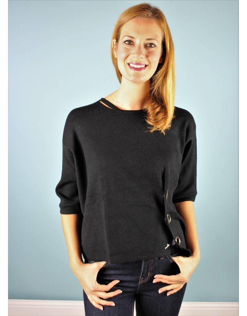 Andrea Sweater - Black