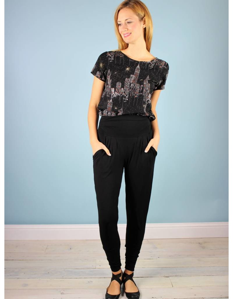 Bel Kazan Soho Pants - Black