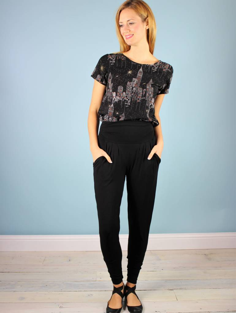 Bel Kazan Soho Pants - Black