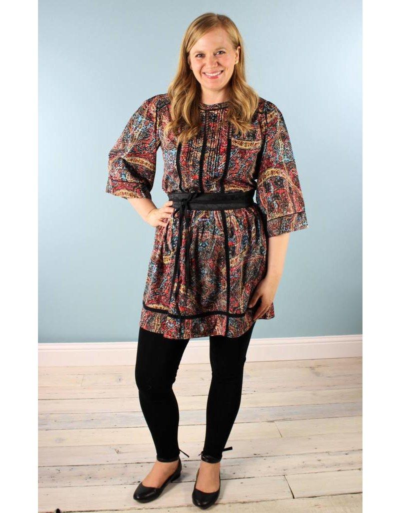 dra Kenzie Dress - Kaleidoscope