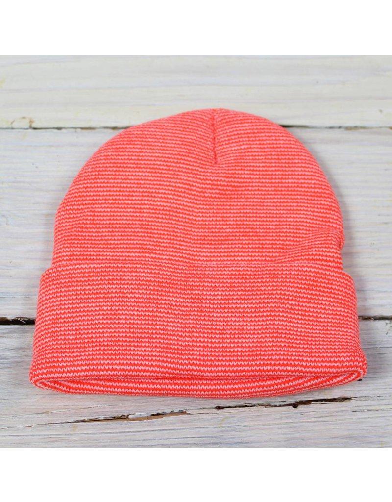 Everyday Cap - Orange/White