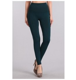 M Rena Tummy Tuck Leggings  - Teal