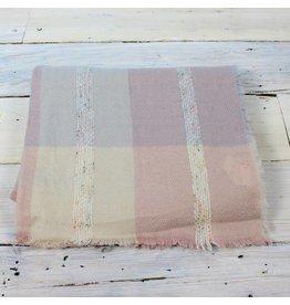 Blanket Scarf - Pale