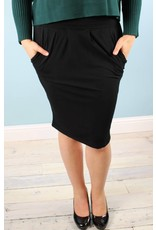 Bel Kazan Clay Skirt - Black