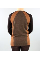 Block Sweater - Earth