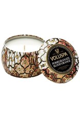 Voluspa Mini Tin -Pomegranate Blood Orange