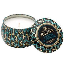 Voluspa Mini Tin - Lichen & Vetiver