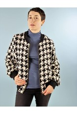 Bishop + Young Bomber Sweater Jkt - Hounds