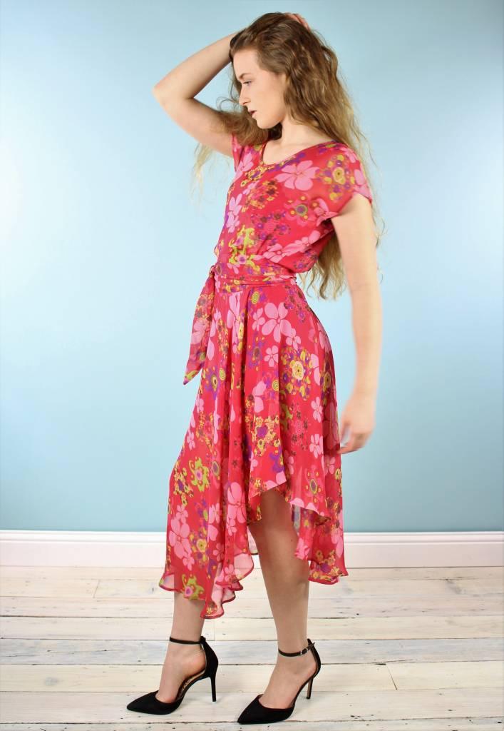 Sarah Bibb Nora Dress  - Pansy