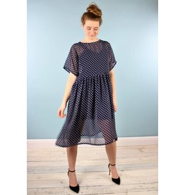 Sarah Bibb Abbie Dress - Dottie