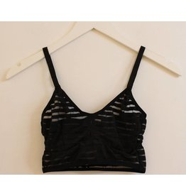 Cameo Bralet - Black Shadow