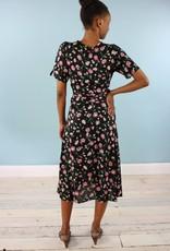 Cameo Sasha Wrap Dress - Blooming