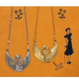 Nicole Weldon Isis Necklace - multi