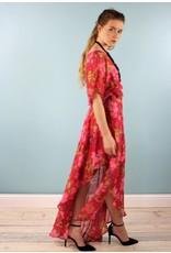 Sarah Bibb Sarah Dress - Pansy