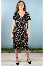 Cameo Sasha Wrap Dress - Blooming