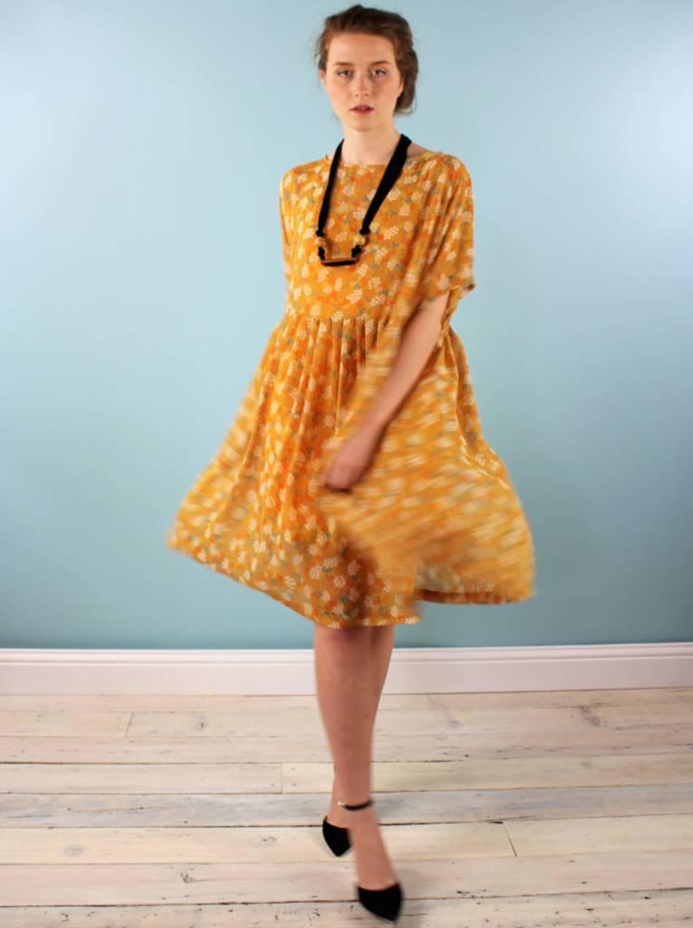 Sarah Bibb Abbie Dress - Sunshine