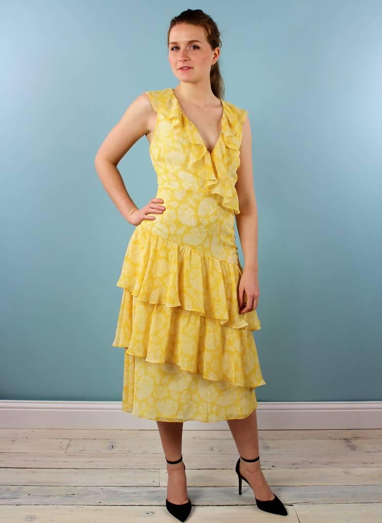 Sela Dress - Sunny - FOLLY