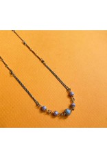 Amy Olson Link Necklace -Mulitiple Colors