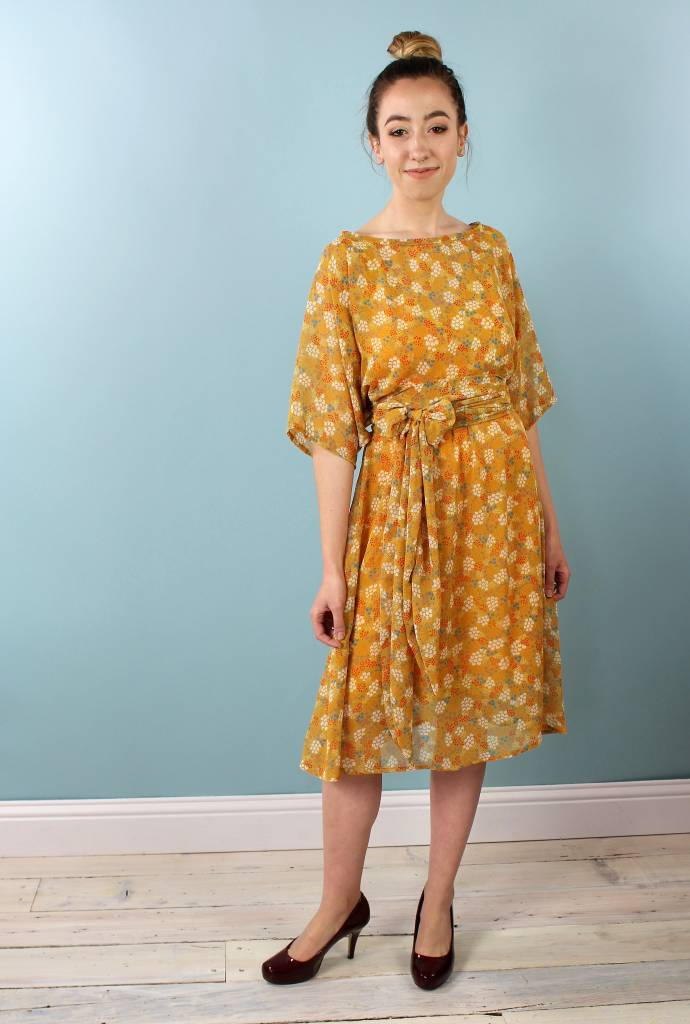 Sarah Bibb Fiona Dress - Sunshine