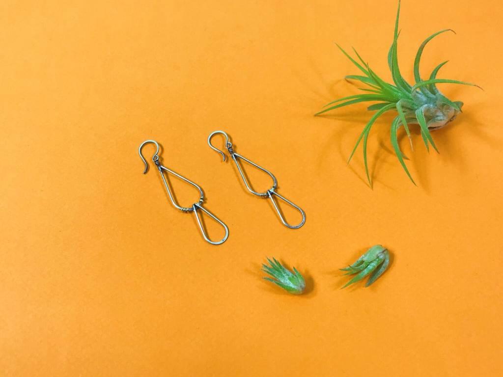 Amy Olson Double Drop Earring - Mixed
