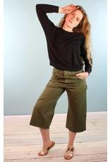BackBeat Painter Pants - Leafy