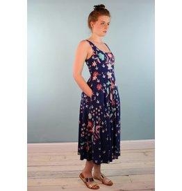 Bel Kazan Sofi Dress - Blue Batik