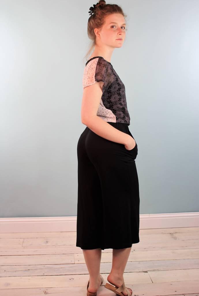 Sarah Bibb Rita Top - Stars/Slate