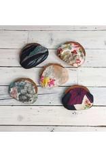 Mei Vintage Kimono Clutch - multiple colors