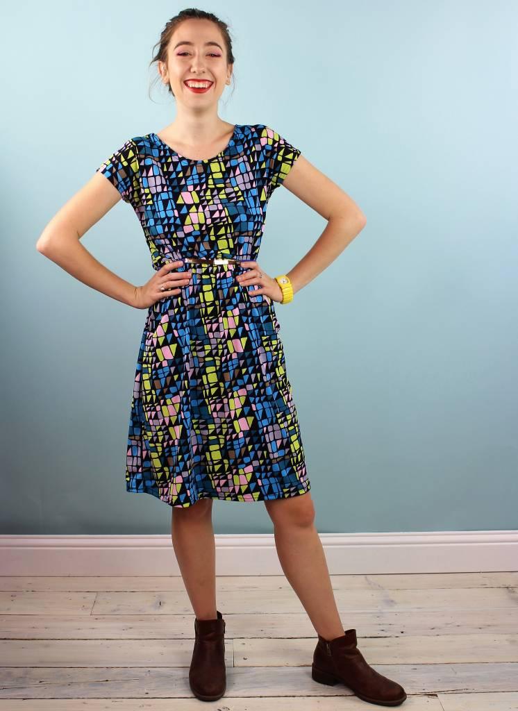 Sarah Bibb Jamie Dress - Montage