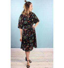 Sarah Bibb Fiona Dress - Harvest