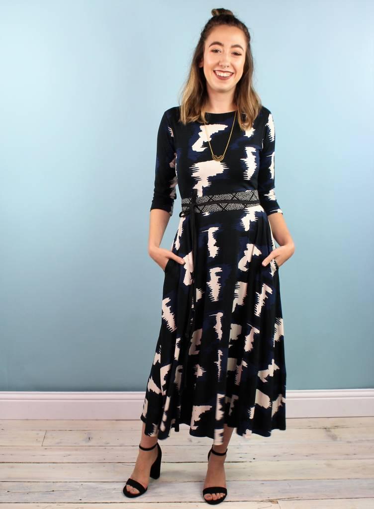 Bel Kazan Amelia Dress - Wind