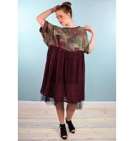 Sarah Bibb Abbie Dress - Deserted