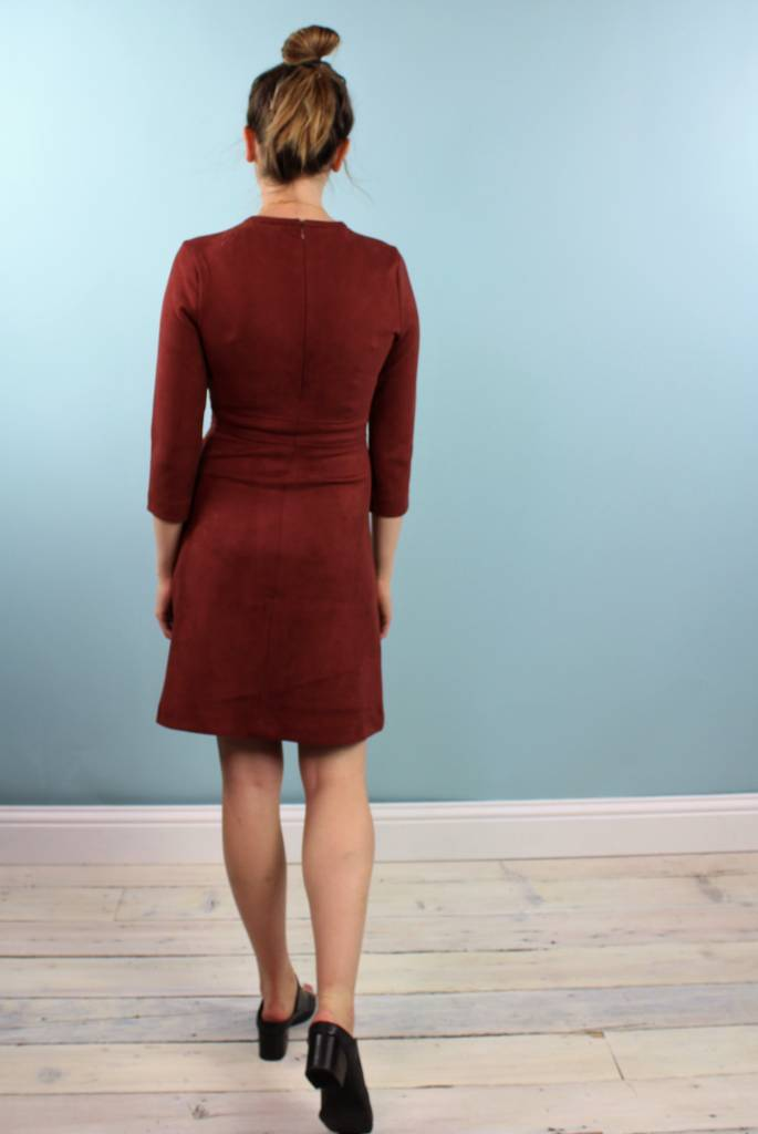 Level 99 Andrea Dress - Sienna