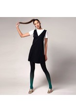 BZR Hand Dyed Ombre Tights - Fir