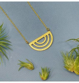 Nicole Weldon Sunset Necklace