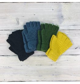Fingerless Gloves - Multi colors