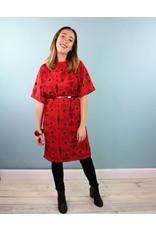 Sarah Bibb Sarah Kaftan - Red Nav