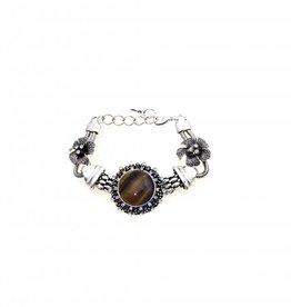 Brown Stone Bracelet