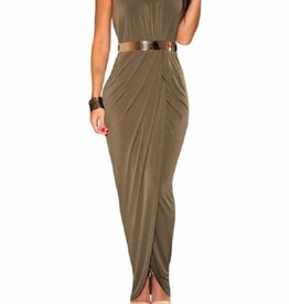 Maxi Dress/Cover Up - Olive