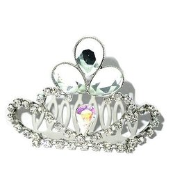 Clear Jeweled Tiara