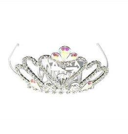 Iridescent Jeweled Tiara