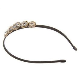 Gold Jeweled Headband