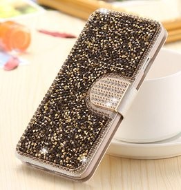 Gold iPhone 6 Crystal Case