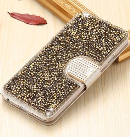 Gold iPhone 6 Plus Crystal Case