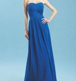 Sapphire Blue Formal Long Dress Size 12