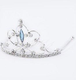 Blue Crystal Tiara