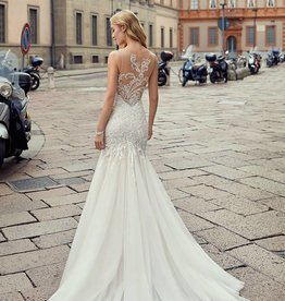 Champagne MD235 Bridal Gown Size 8